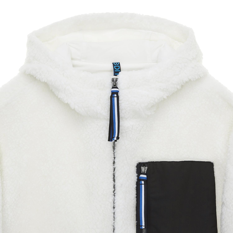 에딧플러스 Fleece Hoodie Jacket 플리스 후디 재킷