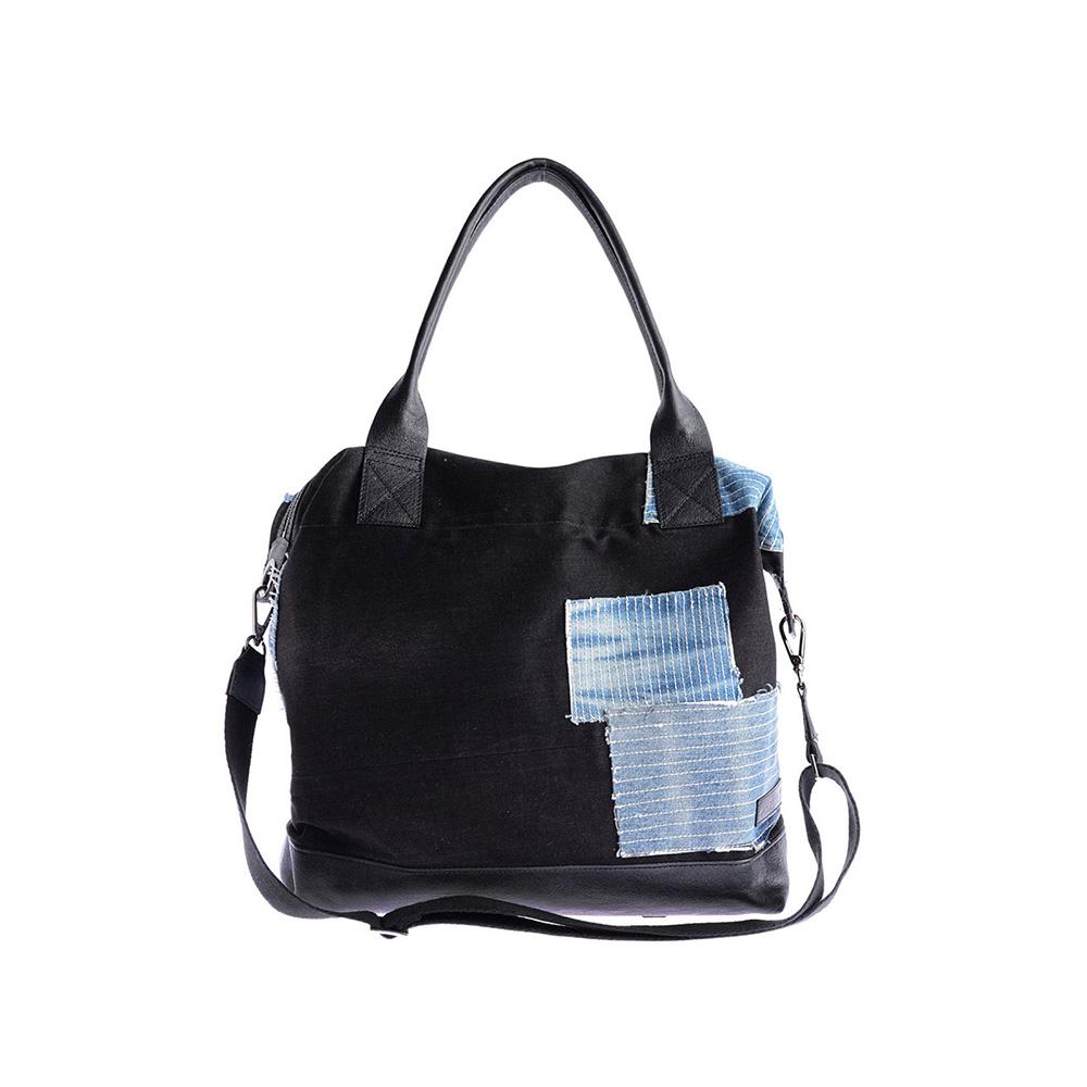 할리케이 Patch&Stitch Travel Bag 패치앤스티치 트래블백