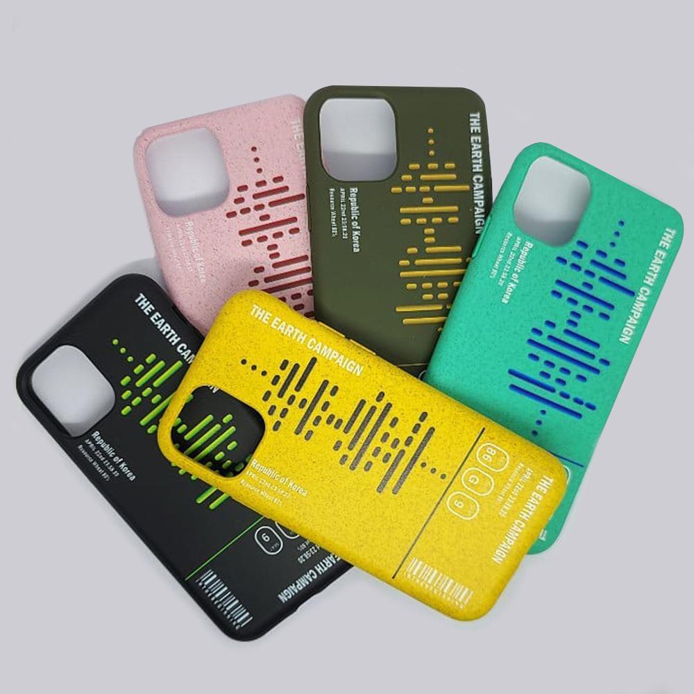 친환경 핸드폰 케이스(모스부호)_아이폰 11 & 11pro