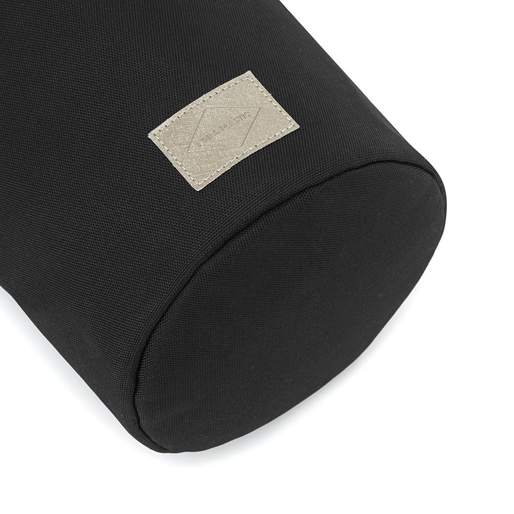 [프리오더] 아이워즈플라스틱 리버시블 에코 버킷백 블랙 - 9/30 부터 순차적 배송