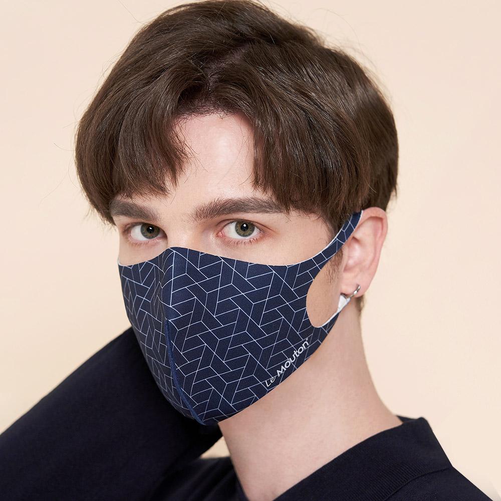 르무통 본 에코 친환경 항균 마스크